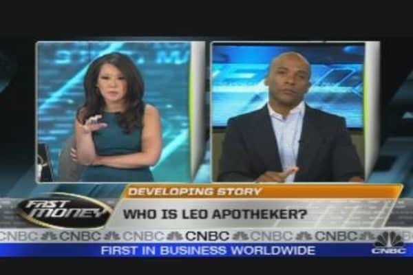 Who is Leo Apotheker?