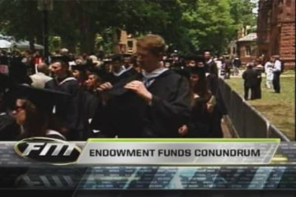 Education Week: University Endowment Package