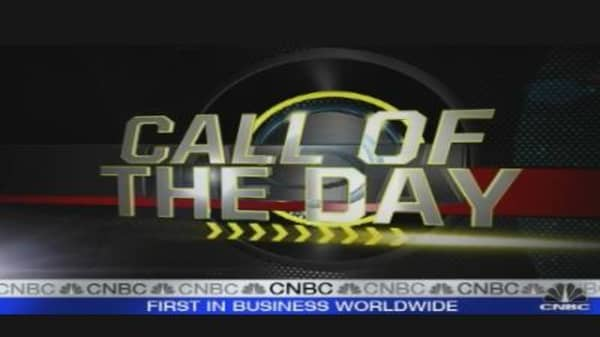 Call of the Day: Ford