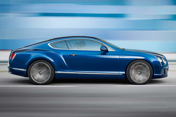 "Top Speed: 205 mphEngine: 616 HP 6.0L W 12 (Twin Turbocharged)MSRP: $234,000For the better part of a century, Bentley has turned out high-performance luxury cars. The 2013 Continental GT Speed continues that tradition, all while clocking in at 205 miles per hour.""Ninety years ago Bentley was more about performance and less about luxury,"" Brauer said. ""The company has gone back to its roots, winning Le Mans again in 2003 and entering the 200-miles per hour club with the latest Continental GT Spee"