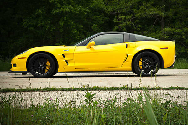 "Top Speed: 205 mphEngine: 638 HP 6.2L V 8 (Supercharged)MSRP: $111,600The Corvette is the epitome of an iconic sports car, a status it's enjoyed since its introduction in 1953. The 2013 ZR1 not only continues that tradition, it exceeds it.""Making a bold statement in terms of both horsepower and top speed is the Chevrolet Corvette ZR1,"" Brauer said. ""At 638 horsepower it's the most powerful Corvette in the model's 60-year history, and at 205 miles per hour it's also the fastest."""