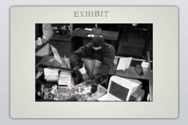 Surveillance Photo - January 3, 2003