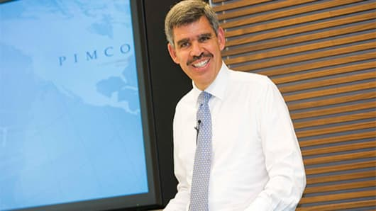 Dr. Mohamed A. El-Erian, CEO and Co-Chief Investment Officer, Pacific Investment Managment Company, LLC (PIMCO)