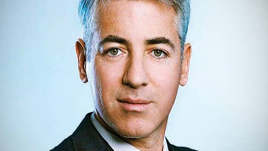 William Ackman, Founder and CEO, Pershing Square Capital Managment LP