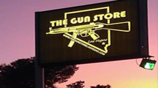 The Gun Store in Las Vegas, Nevada