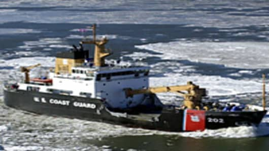 US Coast Guard Arctic