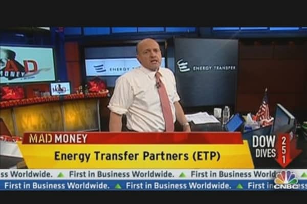Energy Transfer Partner CEO: No Money in Nat Gas Storage