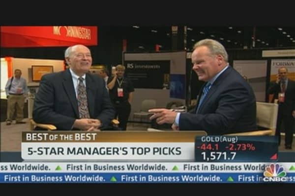 Don Yacktman's Top Stock Picks