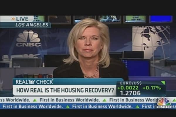 How Real is Housing Recovery?