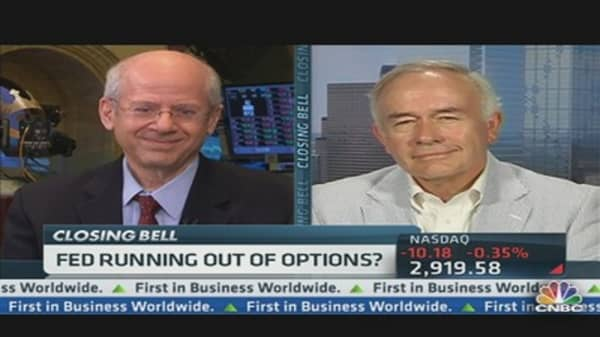 Fed Running Out of Options?