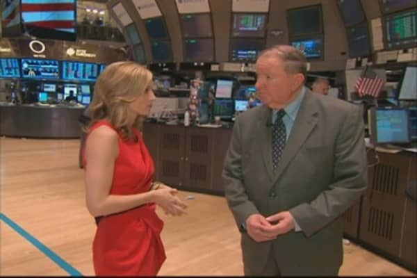 90 Seconds with Art Cashin: Will Fed Change Inflation Target?