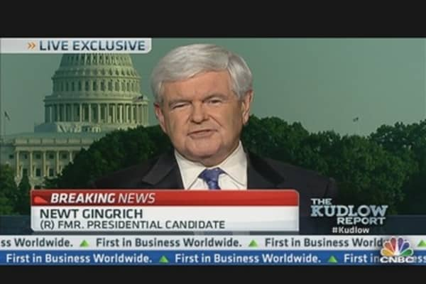 Gingrich: 'Administration Leaking Secrets Like Crazy'