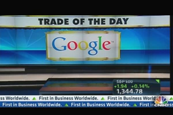 Trade of the Day: Google Up on Mini Tablet