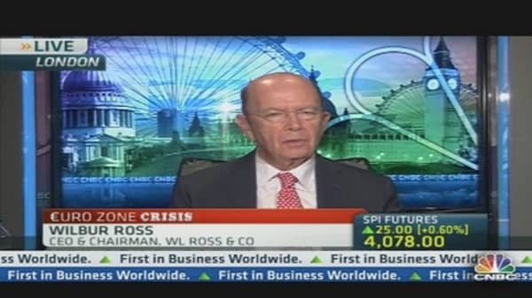 Wilbur Ross: Greece Should Sell State Assets
