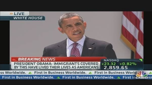 Pres. Obama Loosens Immigration Rules
