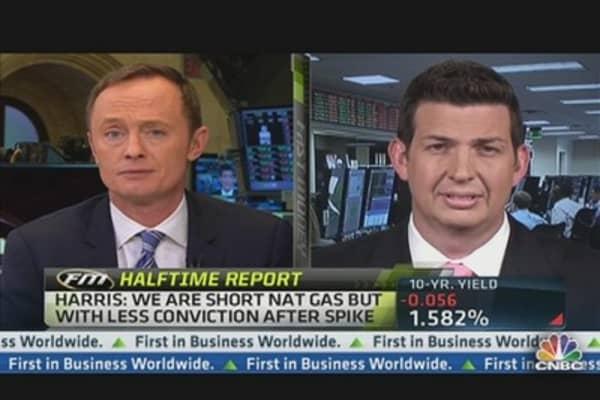 Have Nat Gas & Coal Stocks Hit Bottom?