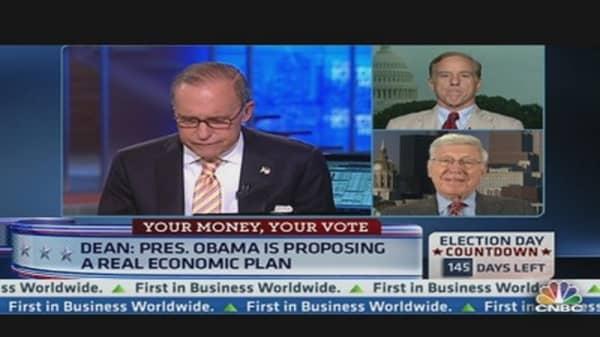 Romney, Obama Running Even in Ohio