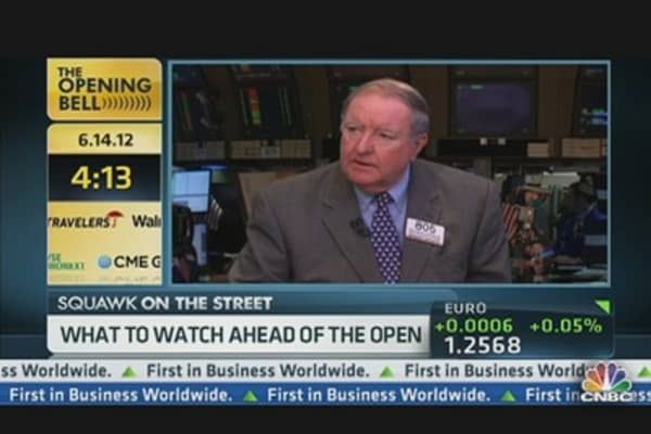 Cashin: 'Growing Optimism on Greek Vote'