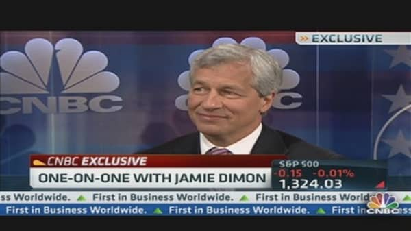 Dimon: 'We're Gonna Confess Our Sins'