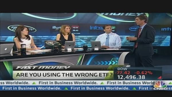 Are You Using the Wrong ETF?
