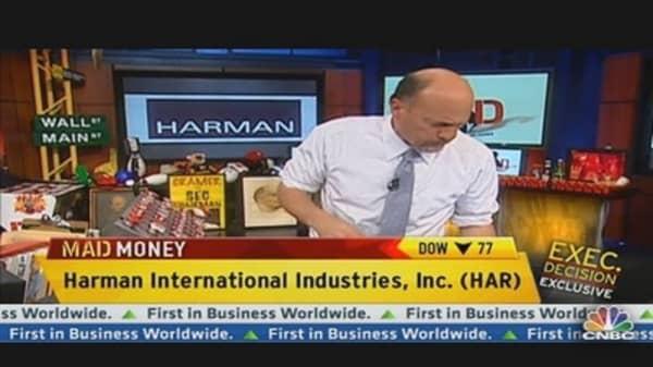 Harman International CEO on Apple's Siri