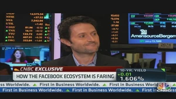 BranchOut CEO 'Likes' Facebook