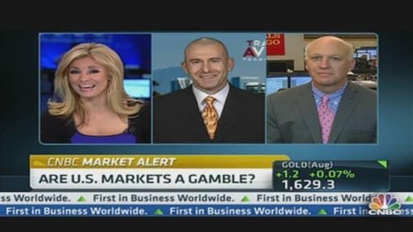 U.S Markets a Gamble?