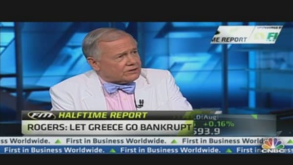 Jim Rogers on Spanish Bailout: 'The Most Insane Thing I've Ever Heard'