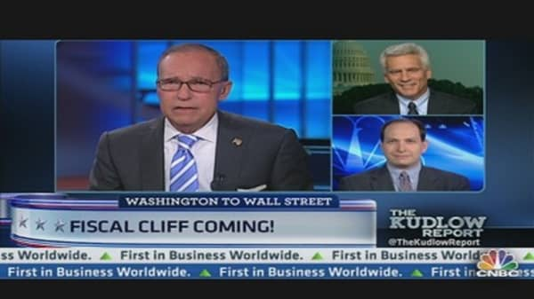 Fiscal Cliff Coming!