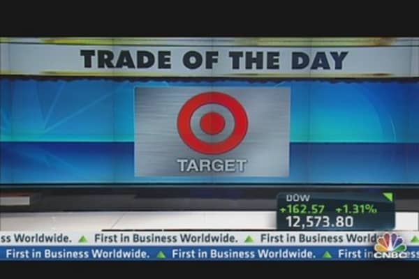 Trade of the Day: Target