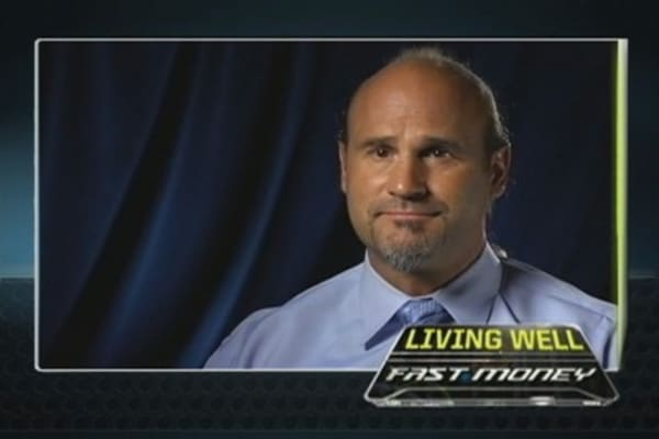 Living Well with Pete Najarian
