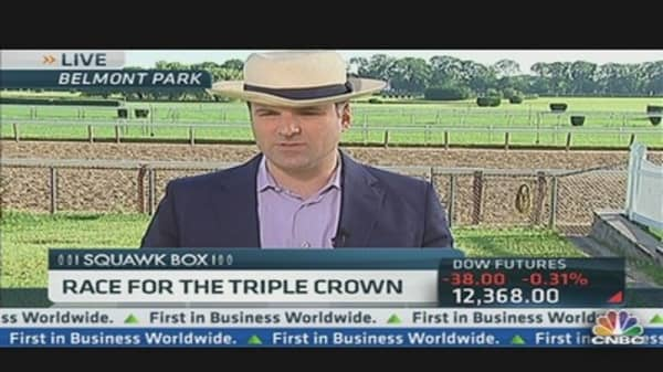 Will a Triple Crown Win Save Horse Racing?