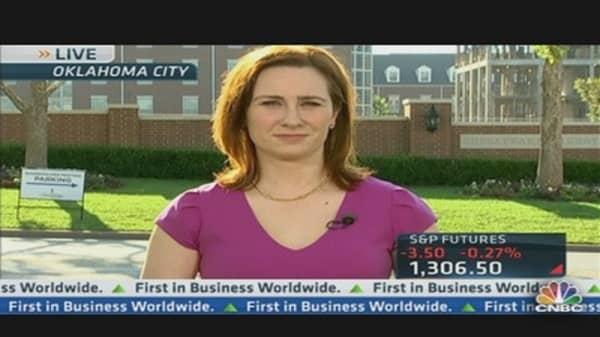 Breaking News: Chesapeake Shareholder Meeting