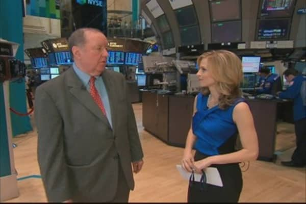 90 Seconds with Art Cashin: Markets in Holding Pattern
