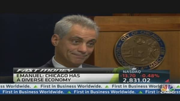 Chicago Mayor: I Create Conditions to Create Jobs