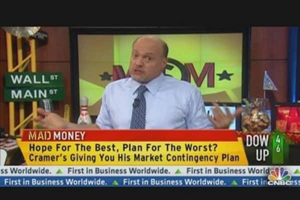 Cramer's Confident In Ascena Retail