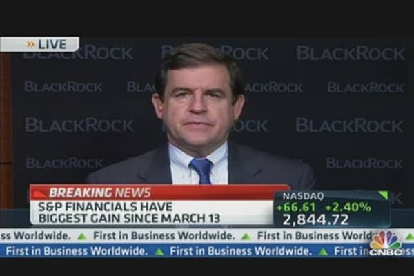 Bob Doll: I Would Be a Buyer on Weakness
