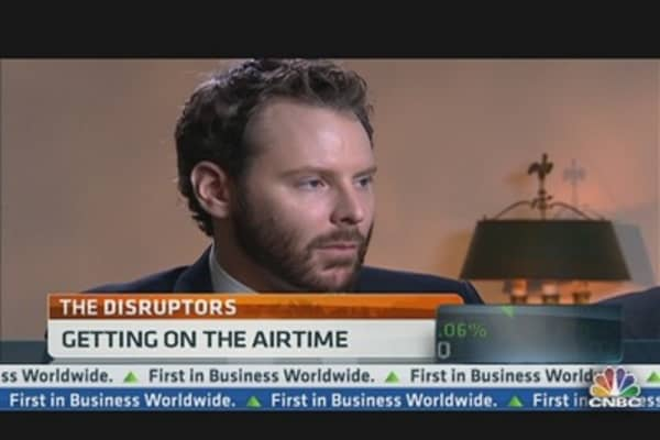 Disruptors: Airtime's Technical Trip-Up