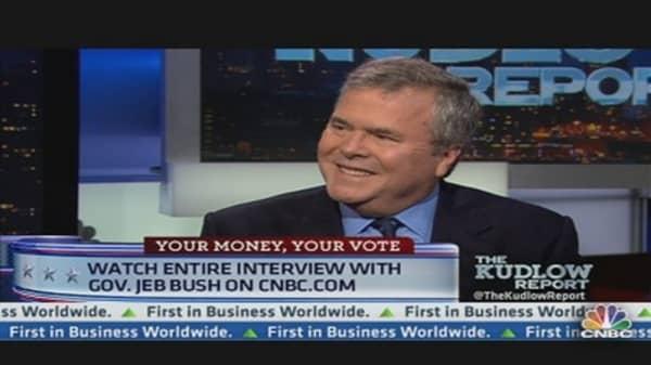 Jeb Bush: 'Tea Party Alive & Well'