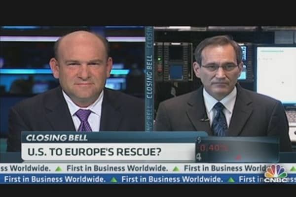 U.S. to Europe's Rescue?