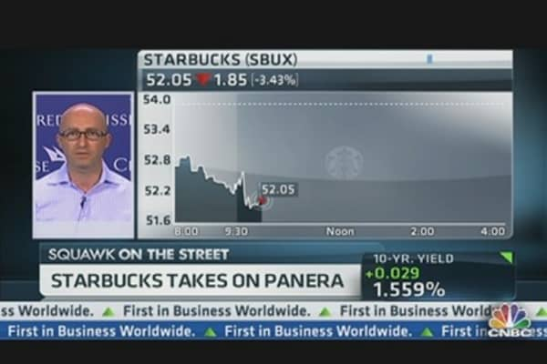 Starbucks' $100 Million Bet on Bay Bread