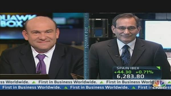 Santelli-Liesman Face-Off: Time for the US to Fix Europe?