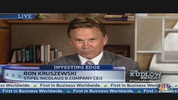 Stifel Nicolaus CEO on US Recovery