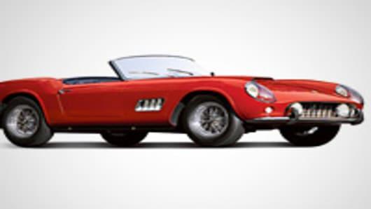 1960 Ferrari 250 GT LWB California Spider Competizione