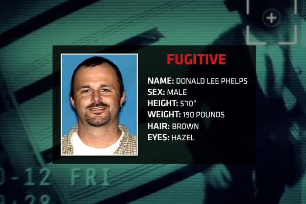 Charges: Bank fraud A convicted felon, Donald Lee Phelps is wanted for his alleged involvement in a scheme to defraud financial institutions. From 2005 through 2006, Phelps allegedly assumed the identity of his girlfriend's estranged husband while he was deployed with the U.S. military in Iraq. Using an altered Texas driving license, Phelps allegedly obtained a Florida ID using the assumed name. Under this identity, Phelps is alleged to have established accounts at a credit union, gained employm