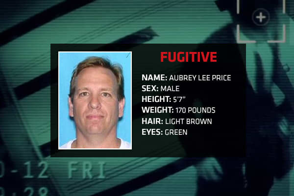 Charges: Wire fraud Reward: Up to $20,000 Aubrey Lee Price is wanted by the FBI for his alleged connection to a multi-million dollar investment scheme. According to the FBI, while a director of a Georgia bank, Price is accused of funneling approximately $21 million from a bank subsidiary into other accounts in order to conceal trading losses and personal theft of bank funds. The alleged crimes occurred between January 2011 and June 2012 and on June 28th, a federal arrest warrant was issued in U.