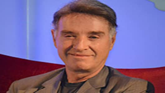 The businessman Eike Batista of IMX group.