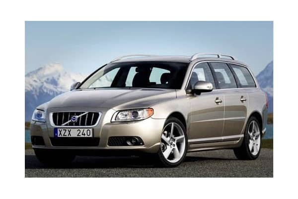 "Stolen: 3.0 percentThe Volvo V70 is a mid-size station wagon introduced in 1997. Three were stolen in 2009 from its production run of 996 units.""It's surprising to us the Volvo V70 made the list,"" Brauer said. ""It's among the lowest scoring models in the luxury wagon segment, but we are mindful that when it comes to Volvos, there is a very loyal customer-base. Not to mention, wagons have a cult-like following. Combining these two elements results in a desirable vehicle for consumers, creating a"