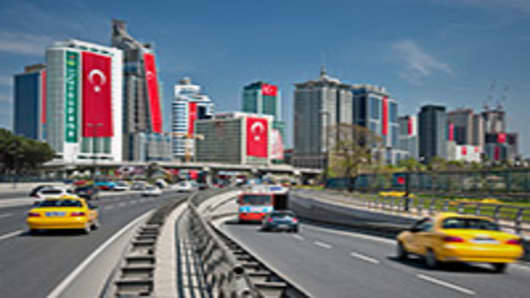 Maslak is a neighborhood and one of the main business districts of Istanbul, Turkey.