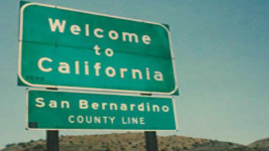 San Bernadino California